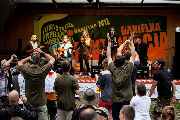 Danielka 2013: Konkurs