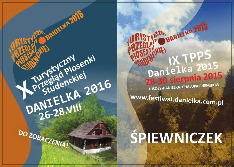 Danielkowy Śpiewniczek 2015 do pobrania