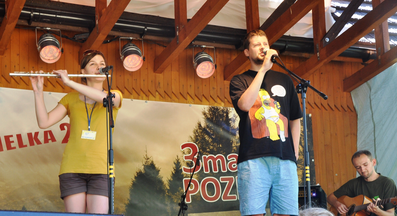 Śpiewniczek 2015, str. 10: Smokowiązałka – Ballada o grabiach