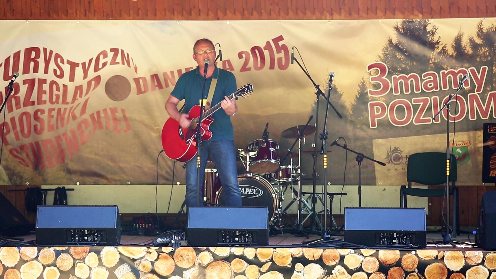 Śpiewniczek 2015, str. 3: Tomasz Sawicki – Chryszczata Mountain