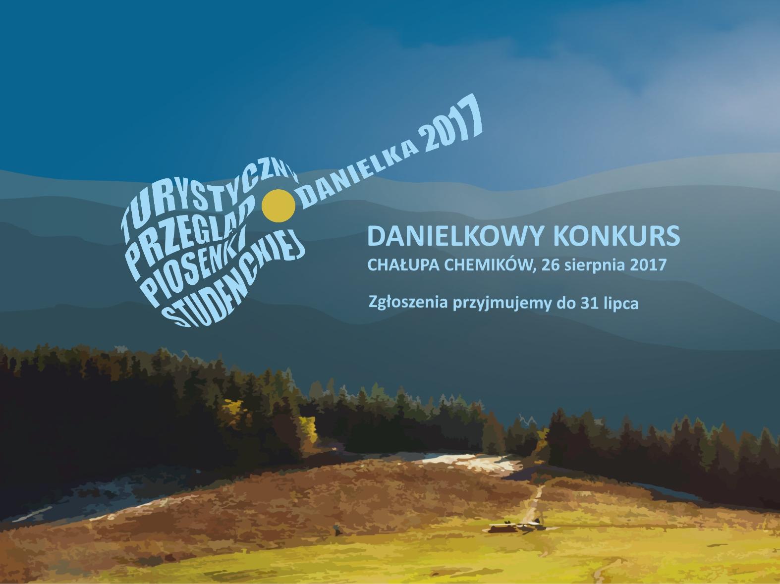 Przyjmujemy zgłoszenia do Danielkowego Konkursu 2017