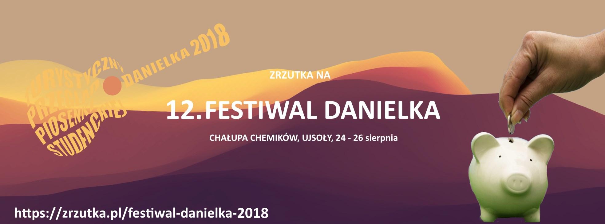Zrzutka na Danielkę 2018 uruchomiona!