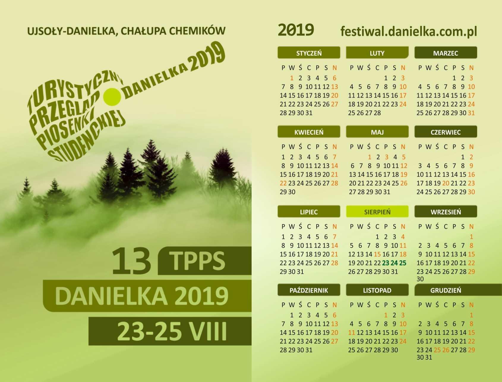 Danielka 2019