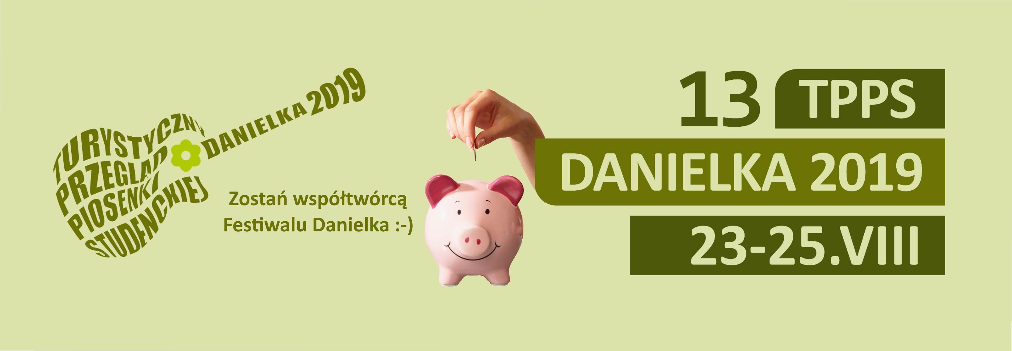 Zrzutka na Danielkę 2019 uruchomiona!