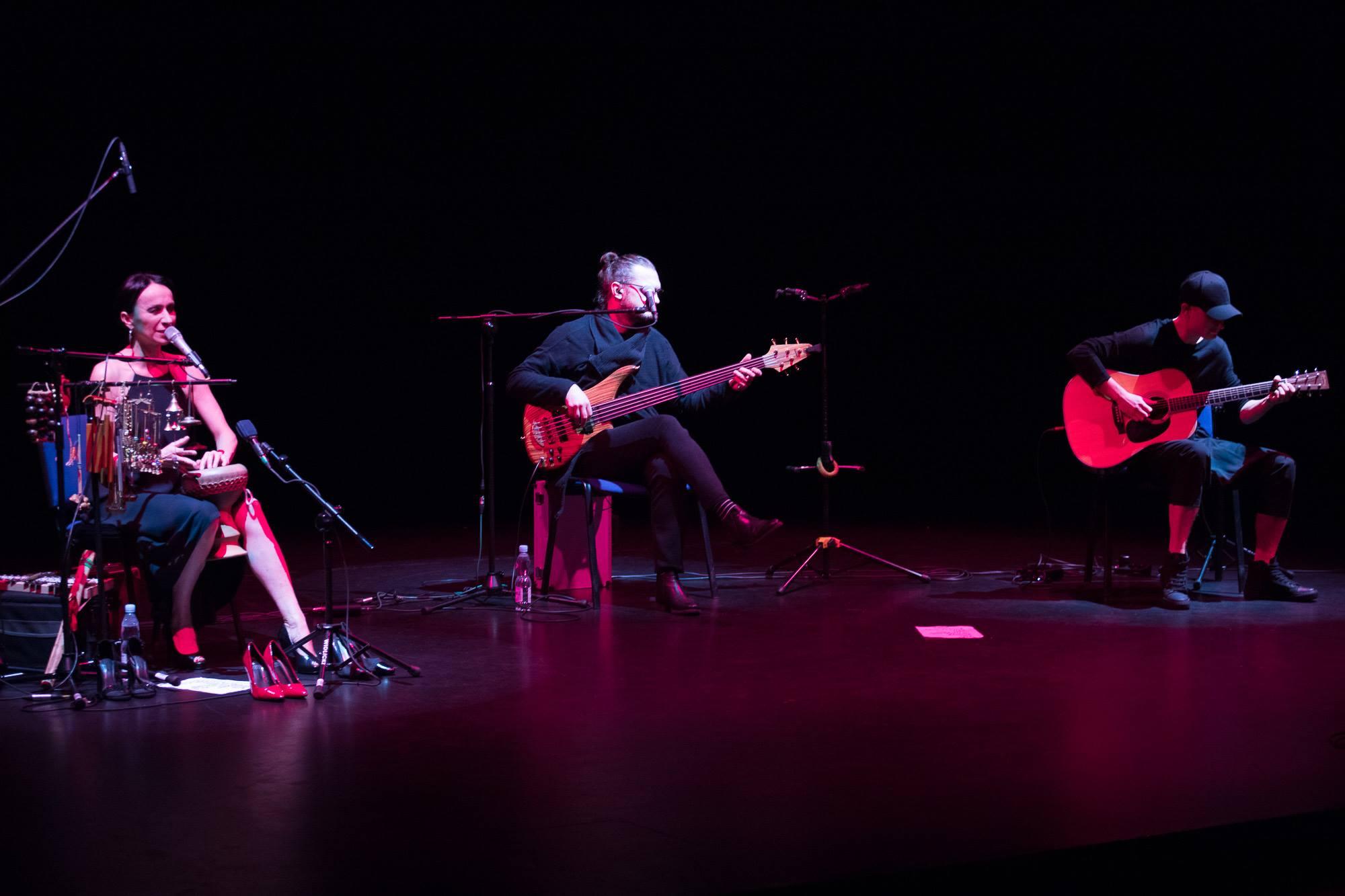Renata Przemyk Akustik Trio na Danielce 2019