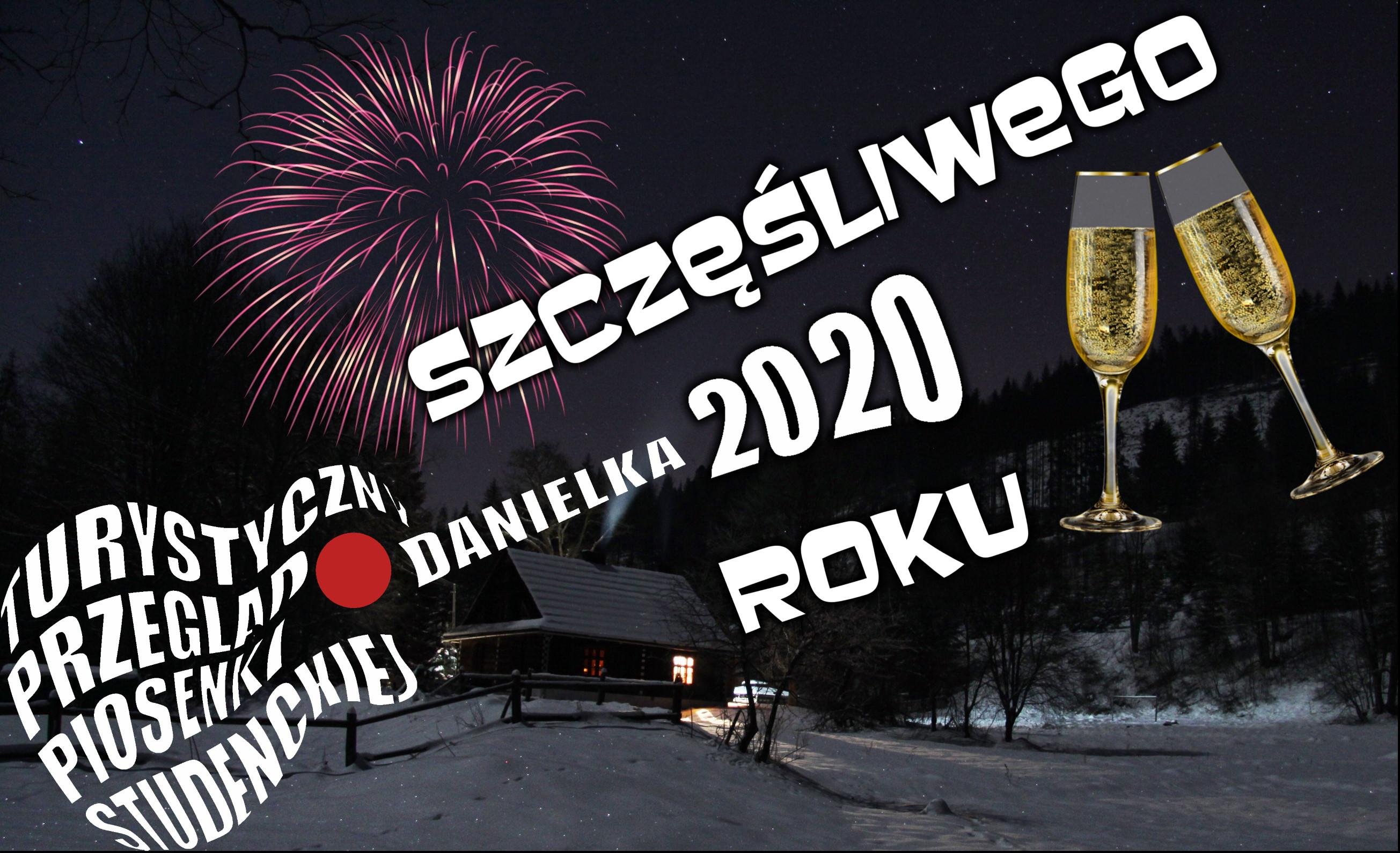 Szczęśliwego 2020 roku