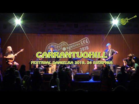 Carrantuohill – cały koncert (Danielka 2019)